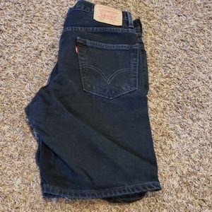 Levi's 505 mens shorts